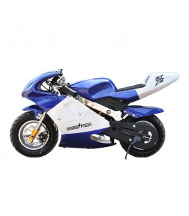 Skateflash Pocket Bike Blue