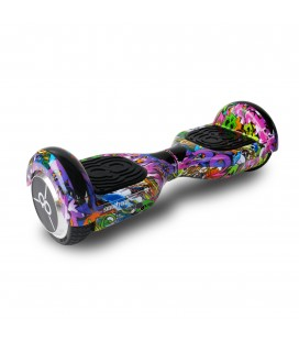 Skateflash K6 Colorful Bluetooth + Bolsa de transporte