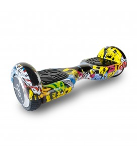 Skateflash K6 Graffity Bluetooth + Bolsa de transporte