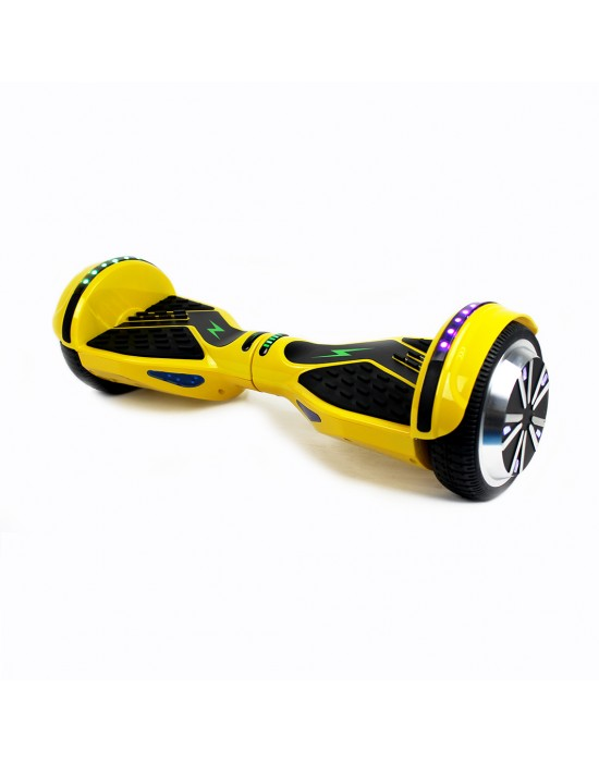 Riderwheel K6+N Amarillo